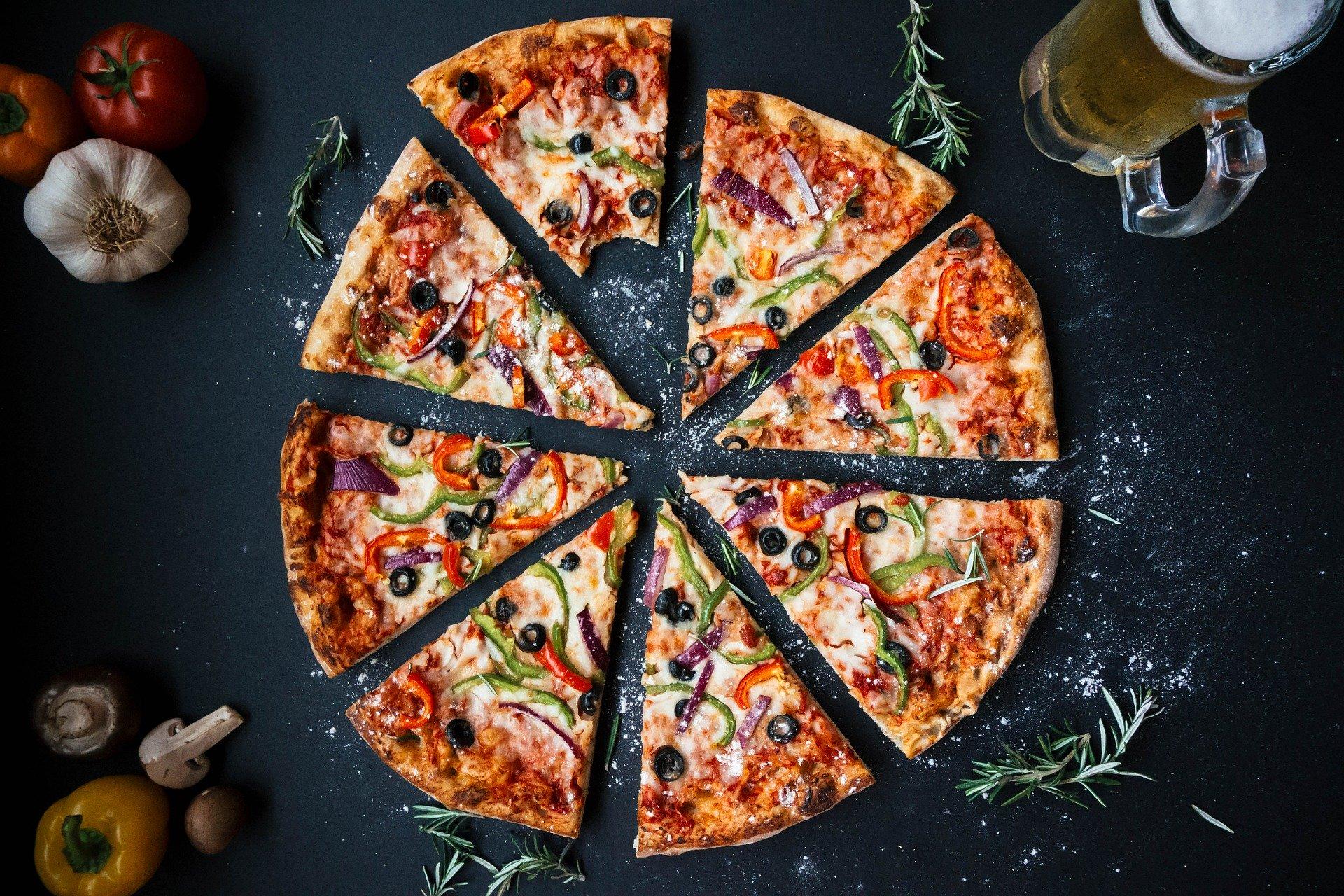 09.02 Międzynarodowy Dzień Pizzy