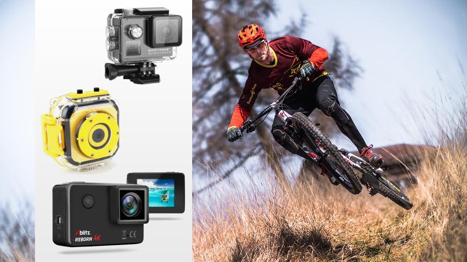 Kamera sportowa idealnym prezentem dla aktywnych? Zobacz nasze propozycje